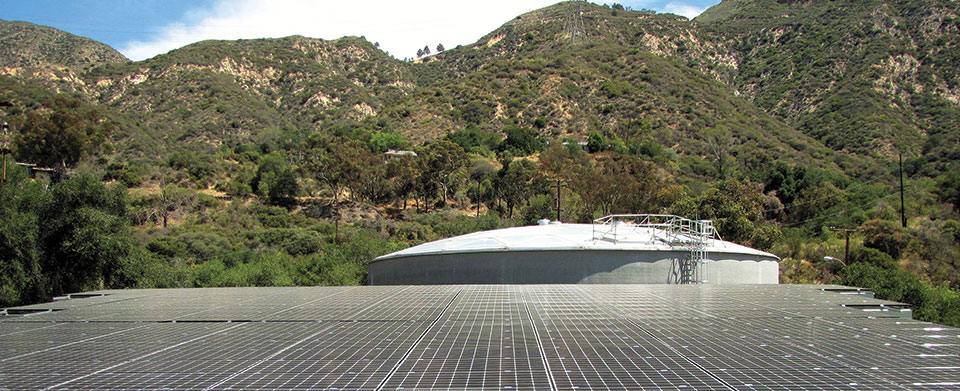 Solar-Reservor